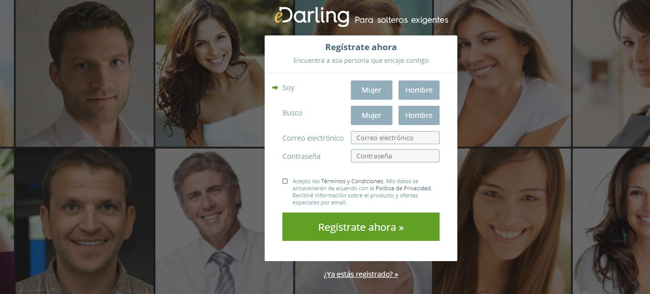 registro edarling